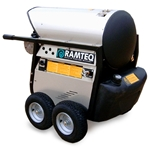 Picture for category Electric Motor, Diesel Burner, Portable - Horizontal Pressure Washer