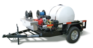 Picture of 5.5 GPM @ 3000 PSI Vanguard 16hp